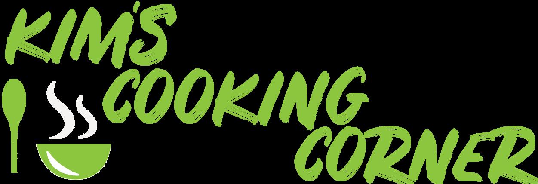 Kim's Cooking Corner - Pasta - LOGO